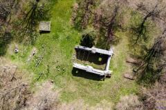 Luftaufnahme Alt Rhoden