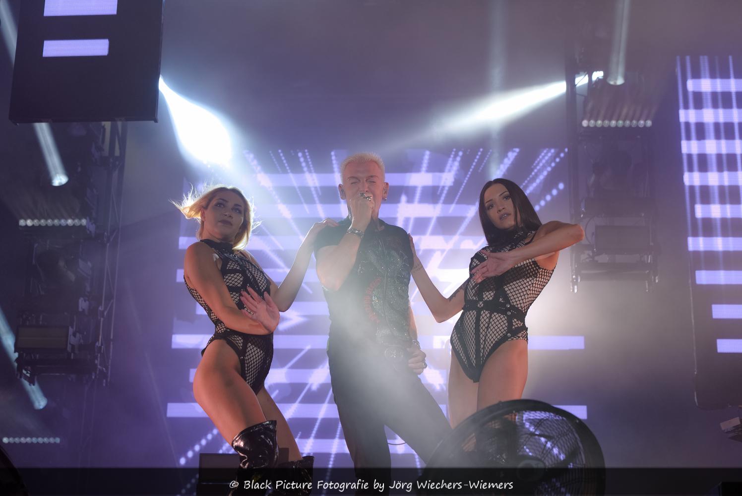Scooter @ Weserwiesen Beverungen 2018-08-25